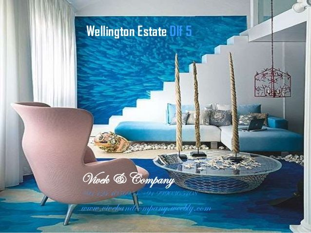 Wellington Estate Dlf 5 by 1244056954 via slideshare VIVEK & COMPANY +91 124 4056954 / +91 9990365408 For more options Log on to our web: www.vivekandcompany.weebly.com
