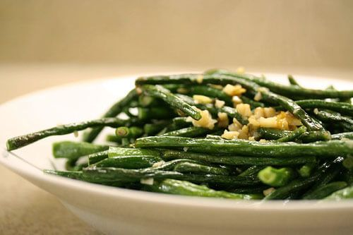 Chinese Long Beans ~ http://steamykitchen.com