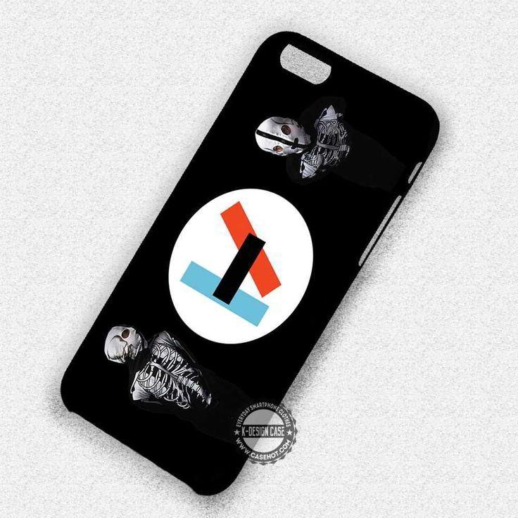 Twenty One Pilots 21 Pilots - iPhone 7 6 5 SE Cases & Covers #music #21p