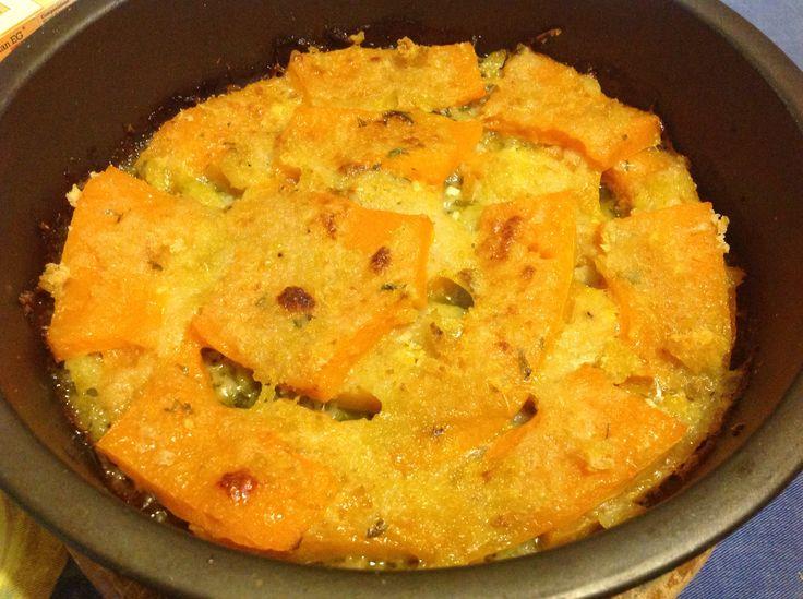 zucca gratinata al forno - Cerca con Google