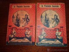 LA PIMPINELA ESCARLATA TOMO II Y TOMO III LIBRERIA SALESIANA