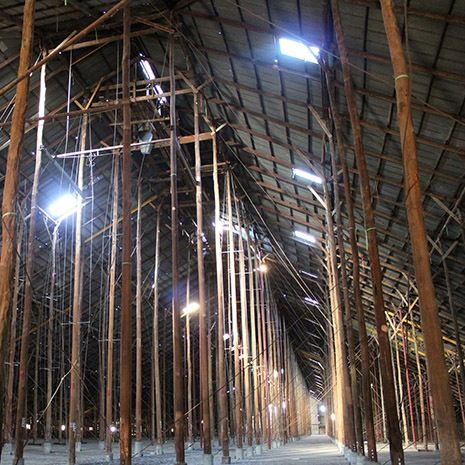 Culture Victoria - Wimmera Stories: Murtoa Stick Shed, Enduring Ingenuity