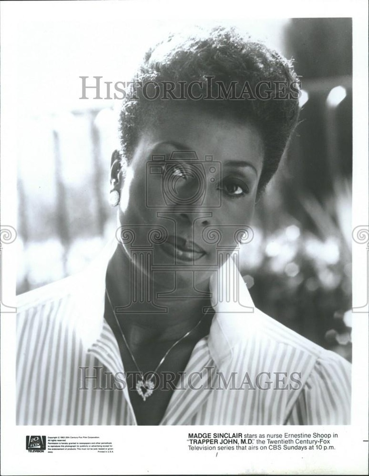 I love love love Madge Sinclair (1938-1995), Jamaican American character actress-Azaan
