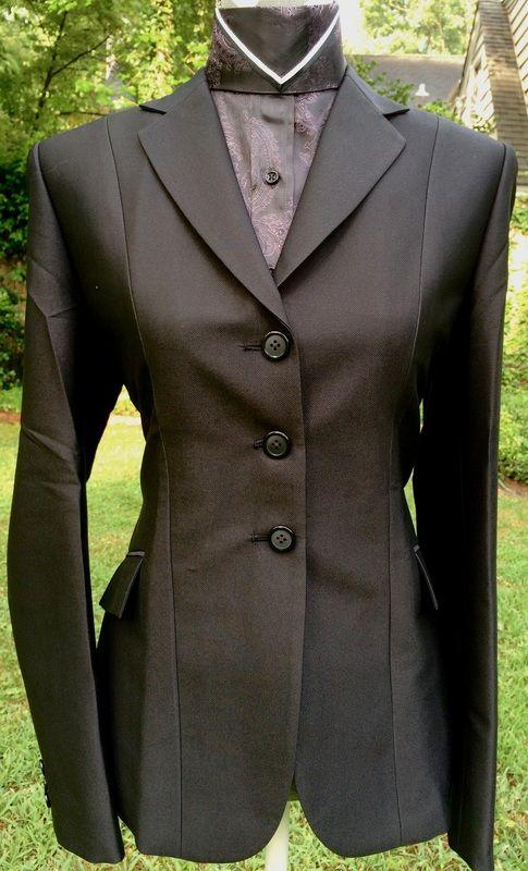 Boo Yah Custom Clothing Hunter Under Saddle Horse Show Fashion