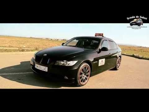 Scoala de soferi BMW - Instructor Auto Satu Mare - Ovi Lucut - Promo Video 2014 - YouTube