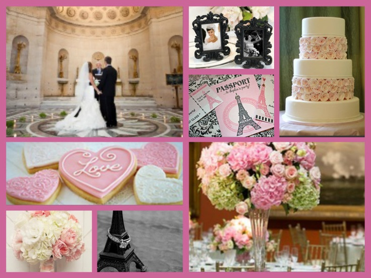 The 9 best images about paris themed wedding on Pinterest   Romantic ...