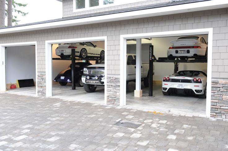 Awesome Garages Garage Design Garage Design Interior Garage Style