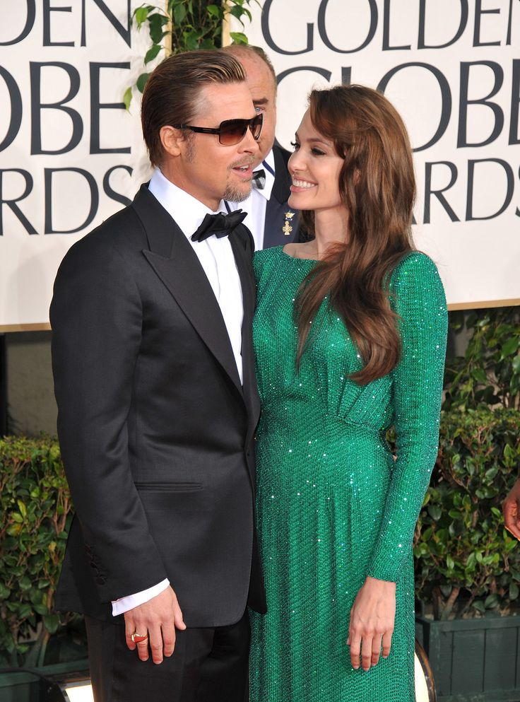31 Times Brad Pitt And Angelina Jolie Showed Their Love For Each Other The