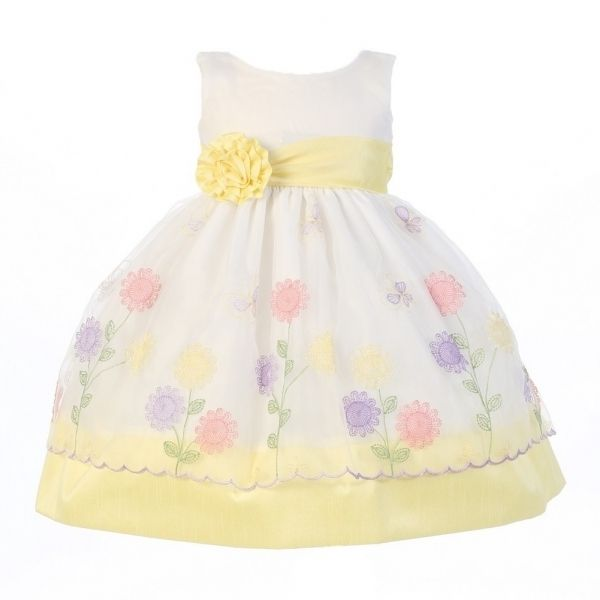 Best Easter Dresses For Baby Girl