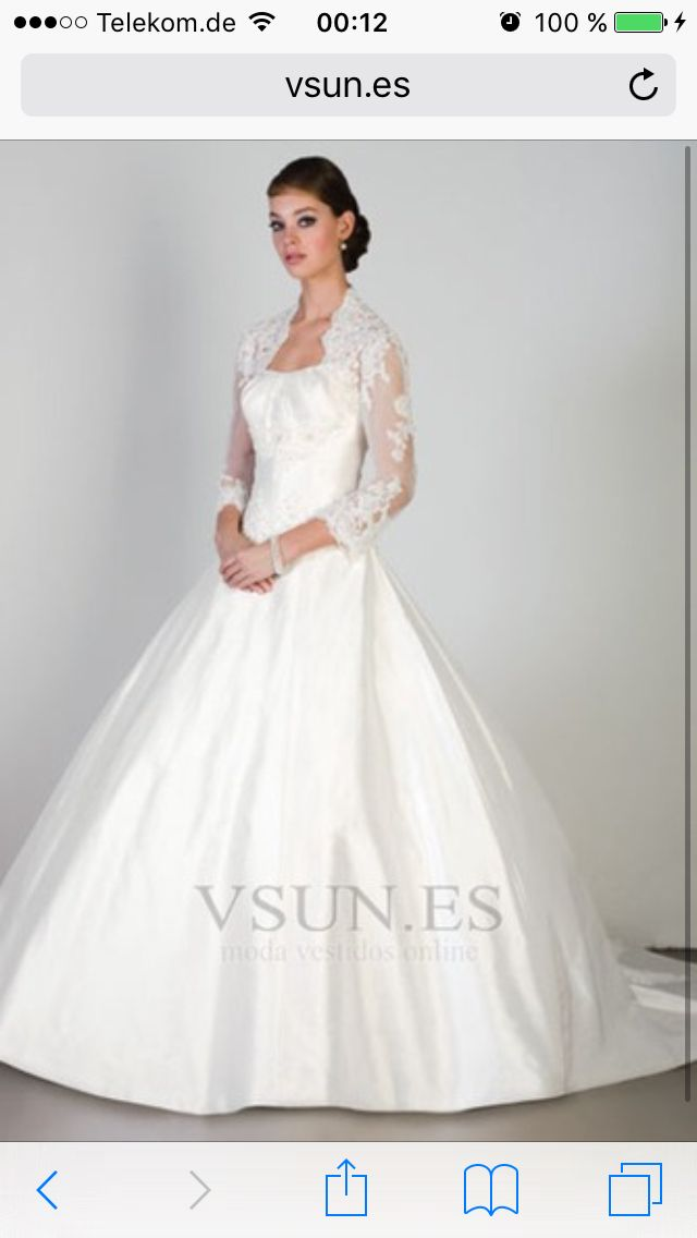 19 besten Kleid Bilder auf Pinterest | Hochzeitskleider, Kleid ...