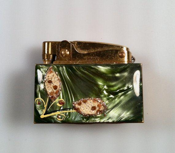 1960s vintage fancy cigarette lighter for women essay