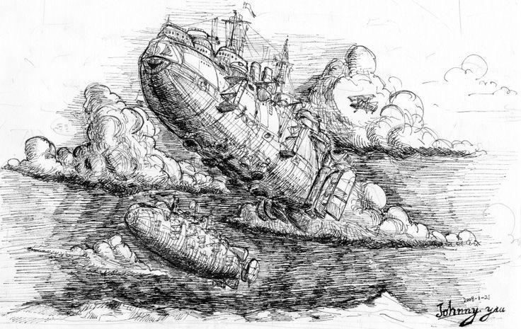 Airships: Airship, Posts