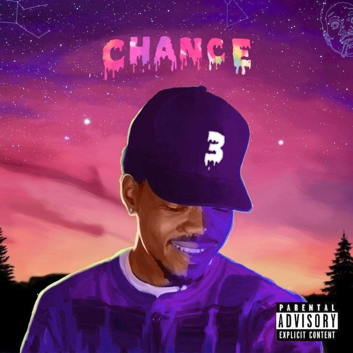 Chance The Rapper Hot Shower Chance The Rapper Wallpaper Rap Album Covers Chance The Rapper