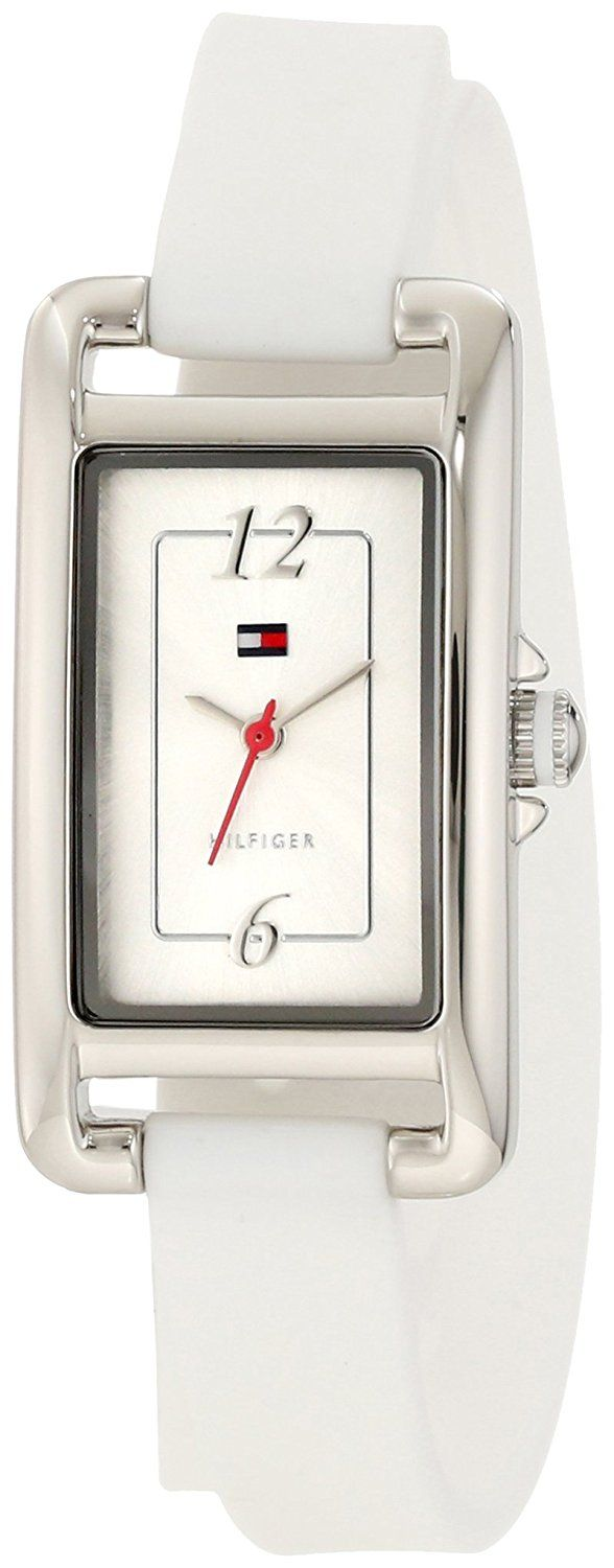 Tommy Hilfiger Women's 1781225 Sport Double Wrap Silicon Strap Watch *** To view further for this watch, visit the image link.