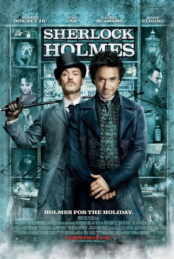 Sherlock Holmes: Guys Ritchie, Jude Law, Sherlock Holmes Movies, Robert Downey Jr, Favorite Movies, Movies Poster, Fav Movies, Holmes 2009, Best Movies