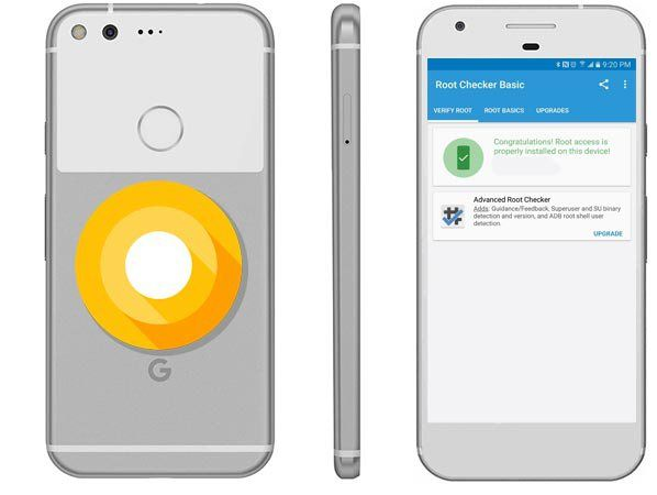 Root Google Pixel Android O Preview 1 Install TWRP Recovery