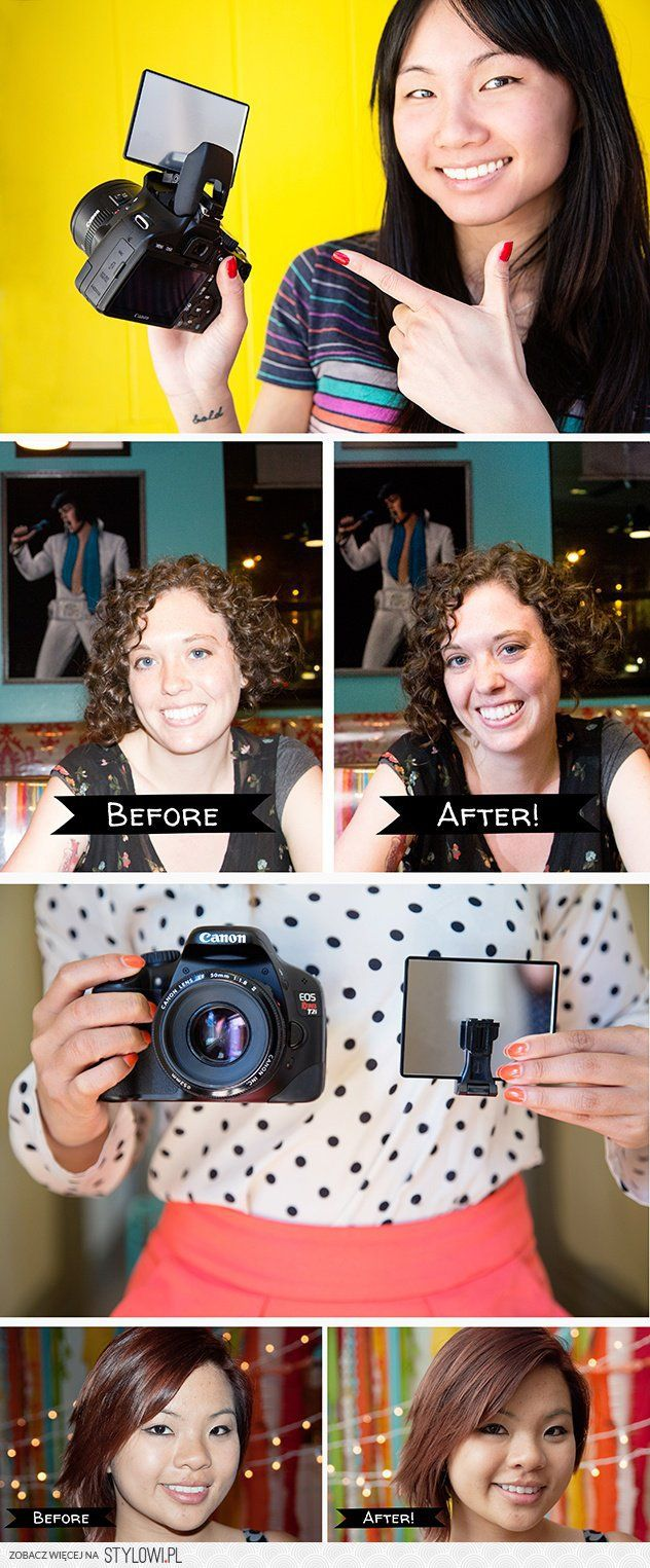 You really can get soft light from your pop-up flash, w… na Stylowi.pl