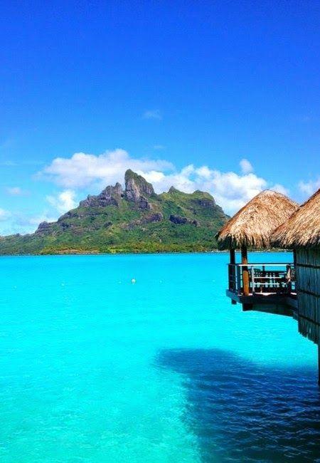 Four Seasons Resort Bora Bora Trouver un hôtel de luxe pas cher avec www.trouvevoyage.com