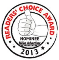 Vote for Me First Fitness in this years 2013 readers choice awards. Ajax/Pickering.