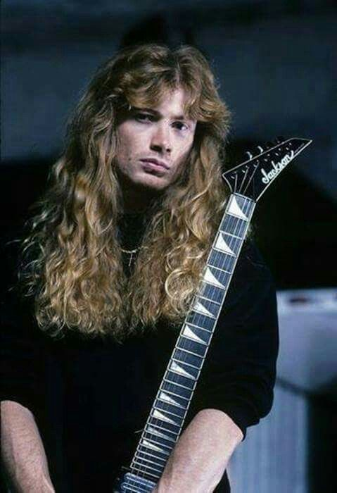 Young Dave Mustaine Dave Mustaine Young | ...