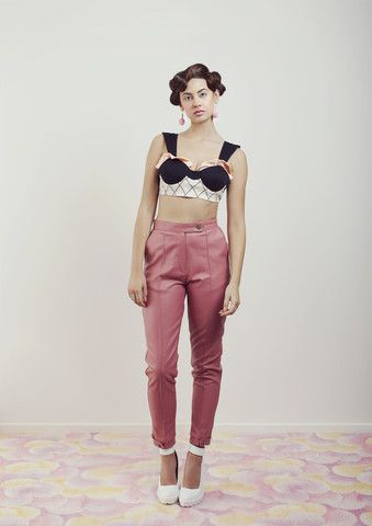 Pink Pins Pants – WND.LND