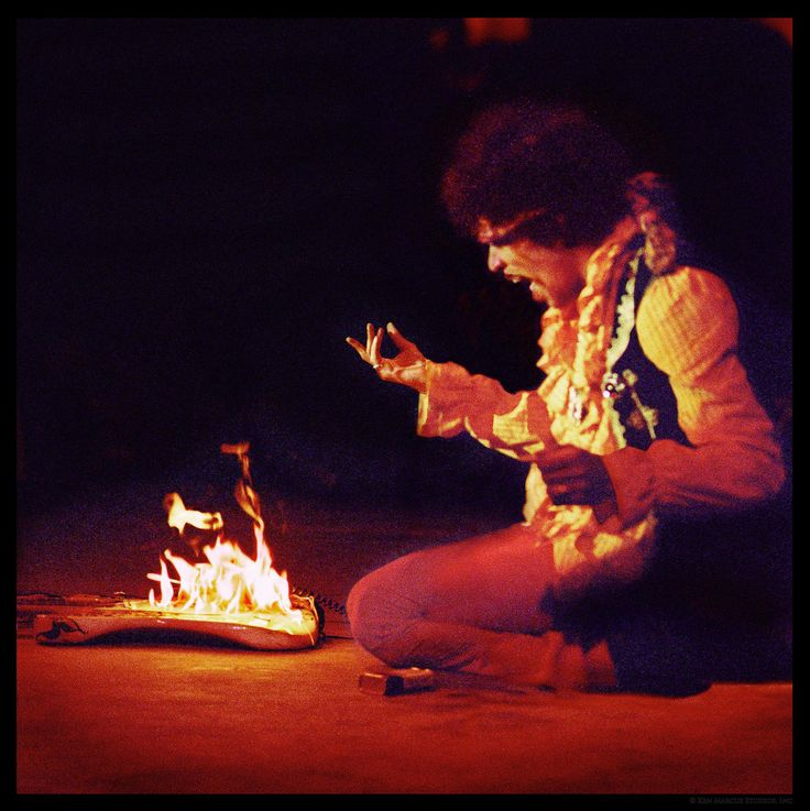 Happy birthday Jimi! Your music lives on with us. How are you celebrating his musical legacy? :: Ken Marcus