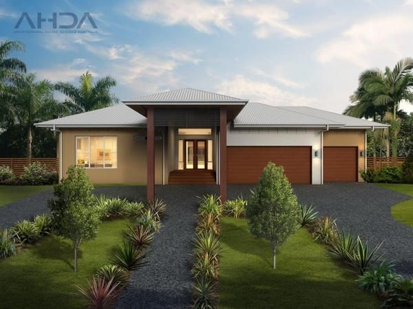 This lavish four bedroom home is sprawled over one massive level and is sure to impress.  The extra wide entrance brings you into the home with the option of turning left, right or going straight ahead.  To your left you will find two bedrooms, both with walk in wardrobes and with their own duel shared ensuite.  To your right you will find bedroom four with a built in wardrobe, as well as a large walk in storage cupboard.  Heading forward into the home you come to an impressive and unique…