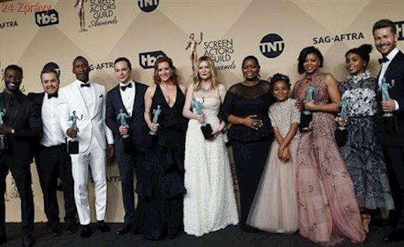 Vyhlášení cen Screen Actors Guild bylo oslavou herectví i politickým manifestem