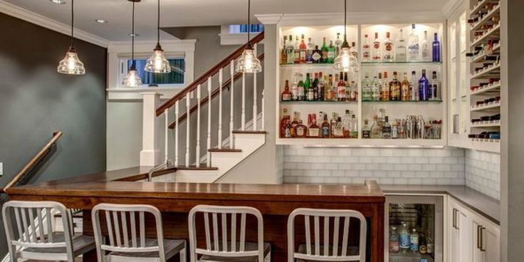 The 19 Coolest Things To Do With A Basement- this has definitely given me basement envy, . .