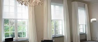 alternatief voor voile gordijnen binnenkijk, rolgordijnen in lichte katoene stof vitrage gordijnen - Google zoeken