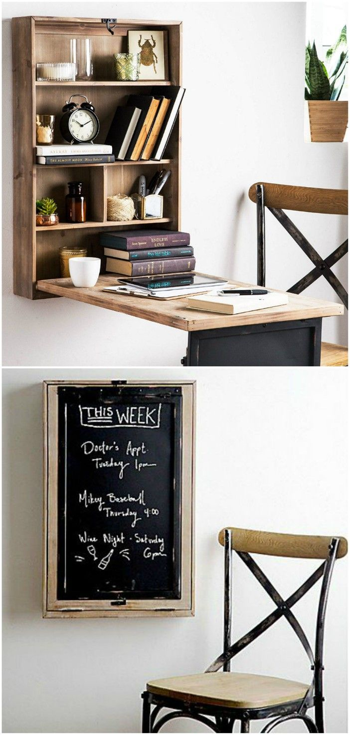 12 Floating Desks That Look Great And Take Up Minimal Space Desks For Small Spaces Floating Desk Desk In Living Room