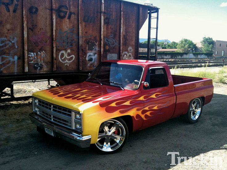 Gm Special Edition Trucks >> 10 Rare and Rowdy Special Edition Trucks | Chevrolet, Cars and GMC Trucks