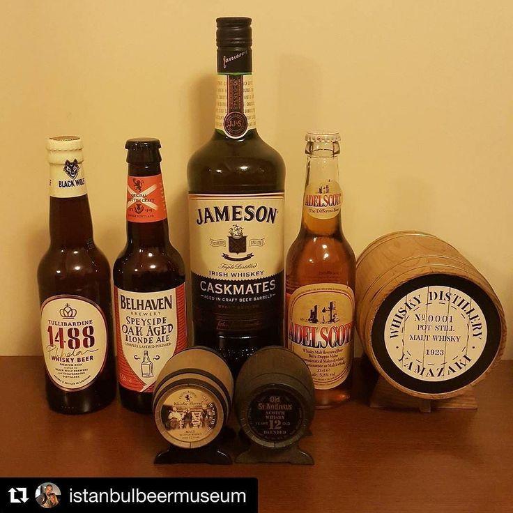 Turkiye Bira Koleksiyonerleri Kulubü (TUBIKOK) Başkanı sevgili @istanbulbeermuseum un davetiyle harika bir #maltkardesligi günü bizi bekliyor. @birakulubu nün @draftgastropub da 27 Kasım Pazar günü gerçekleştirilecek Dünya Biraları tadım gününde 30 farklı biranın yanısıra viski bitişli 3 bira da tadılacak ve ben de son yıllarda giderek daha fazla örneğini gördüğümüz bira - viski sektörü ortak projelerini anlatacağım. Tadımda sadece viski bitişli biralar değil bira bitişli viskiler de olacak…