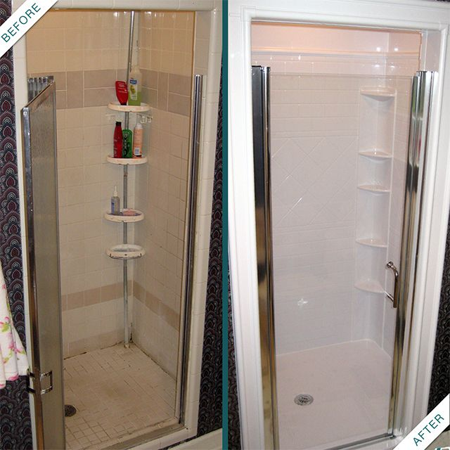 Best Bath Fitter BeforeAfter Images On Pinterest Bath Fitter - Bath fitters for the bathroom