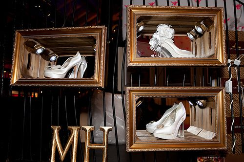 RAW Exhibition ..Michele Hartmann Shoes Bridal Collection  _MG_2627