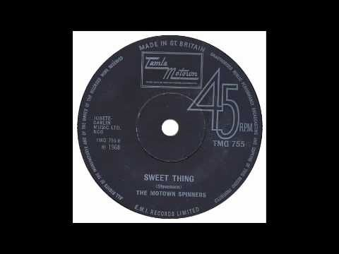 The Motown Spinners - Sweet Thing - Tamla Motown
