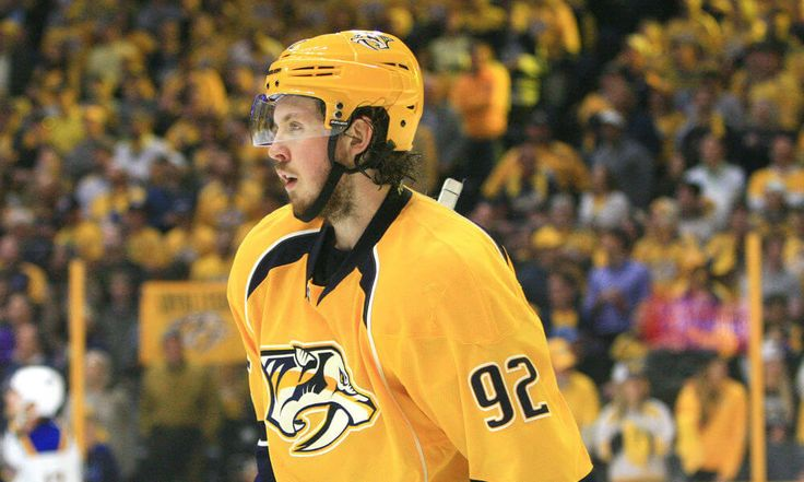 Ryan Johansen sheds light on injury that knocked him out of playoffs = Nashville's Ryan Johansen has been tweeting out updates, team encouragement and fun pictures since he went down with a severe leg injury during the third round of the postseason. He hadn't directly addressed the media to.....