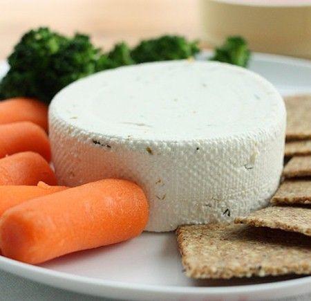 Recetas de quesos veganos. Varios.
