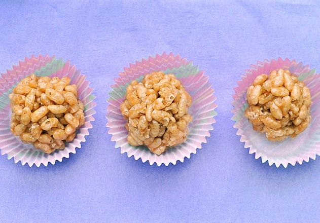 rice crispy treat babies