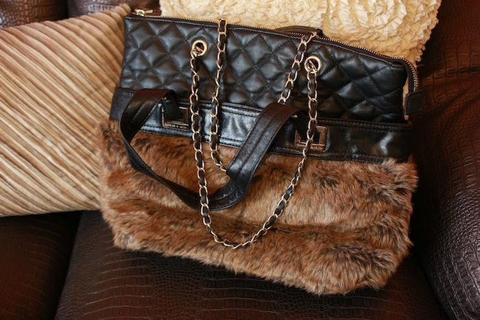 #charleskeith #furry #bag