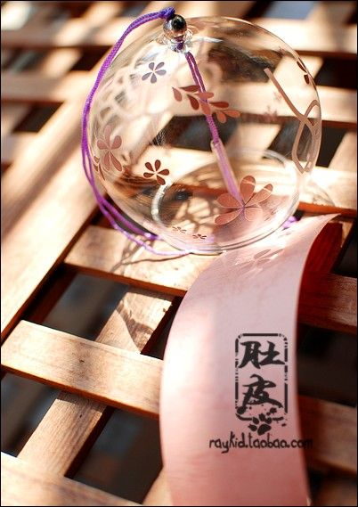Aliexpress.com : Buy 4 windbags glass wind chimes japanese style windbags jianghu from Reliable glasse suppliers on TGLOE. $7.50