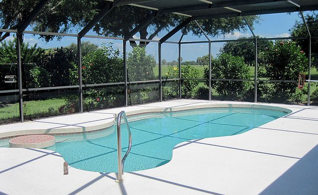 Time to Bring Your Poolside to Its Former Glory