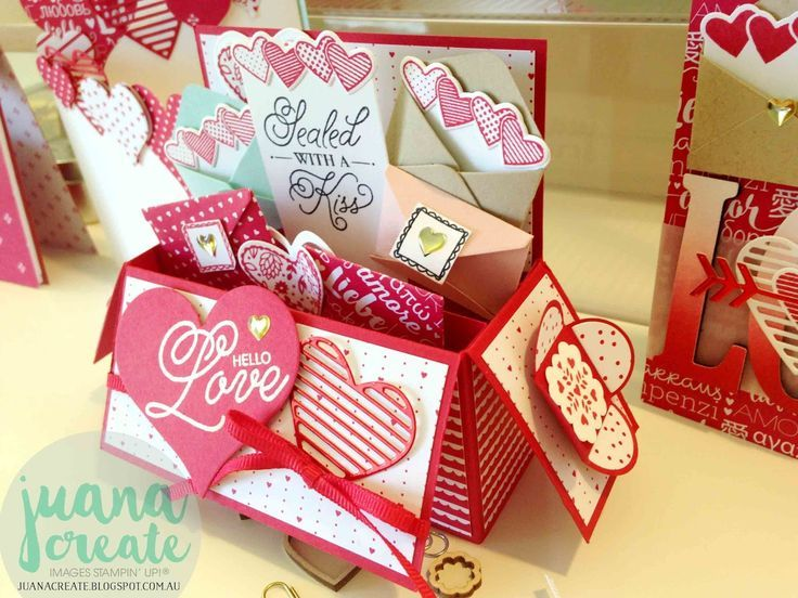Sending Love Suite - Sealed with Love.Each day is Valentine's day... Sneak Peek of new Occasions product. Juana Create.