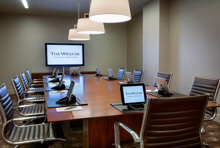 The Westin Phoenix Downtown meetings