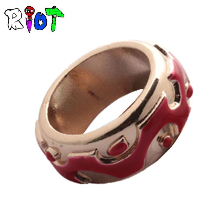 DOTA2 ring treatment necklace Animation game Fashion bague Special Vintage men Jewelry Defense Of The Ancients as a pendant gift #Affiliate