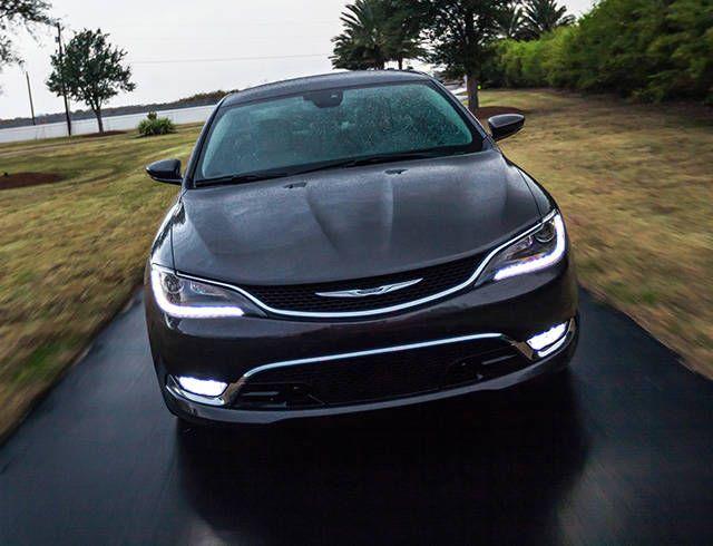 2015 Chrysler 200 Sedan | Chrysler Mobile