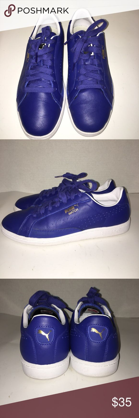 Authentic Puma Sneakers Authentic Puma Sneakers in good condition, worn only a few times / Please see photos for more detail / *****Offers Accepted***** Puma Shoes Sneakers
