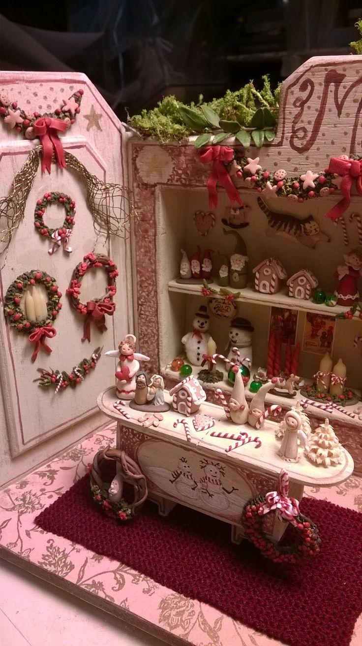 Merry Chismas tienda navidad 124 Almudena Gonzlez