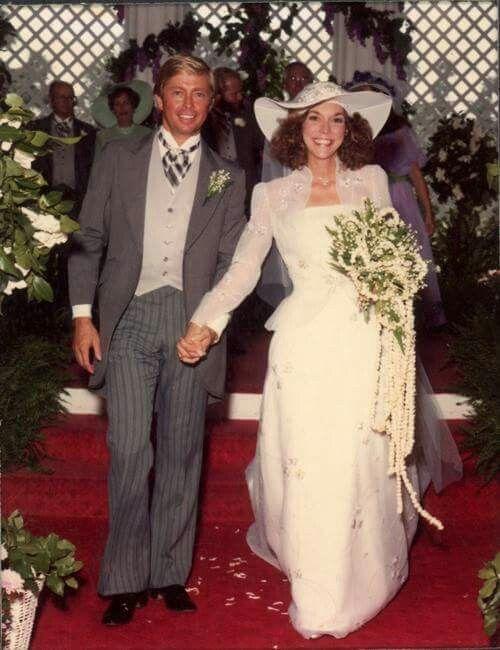 Karen Carpenter & Thomas Burris (Wedding day, 31 August 1980)