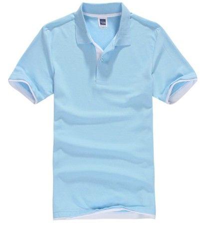 Pánské tričko s límečkem světle modré – pánská trička + POŠTOVNÉ ZDARMA Na tento produkt se vztahuje nejen zajímavá sleva, ale také poštovné zdarma! Využij této výhodné nabídky a ušetři na poštovném, stejně jako to …